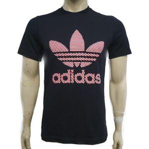 AZ1078 Adidas Men's NMD Trefoil Fill T-Shirts